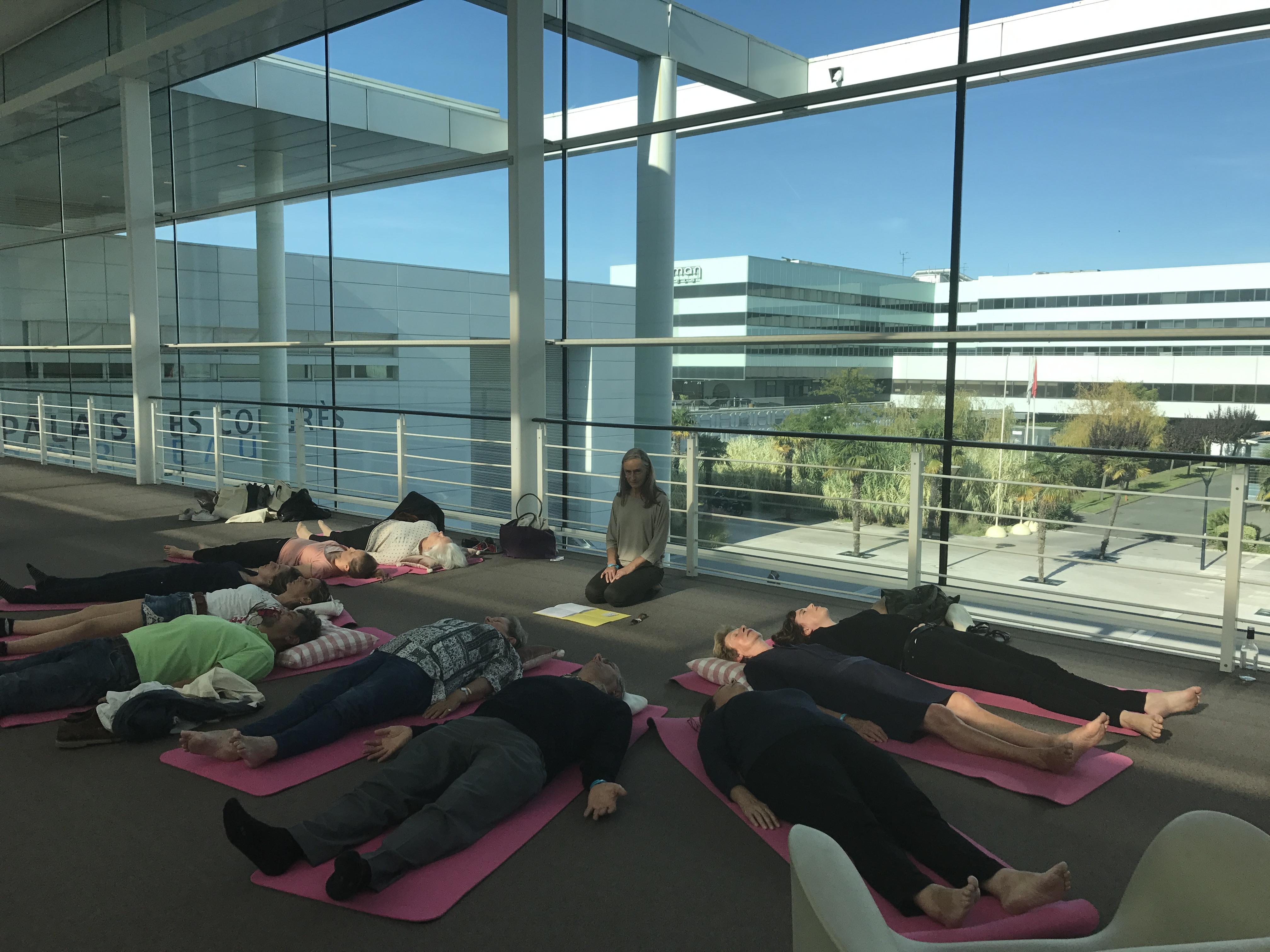 Atelier Yoga Sommeil Santé