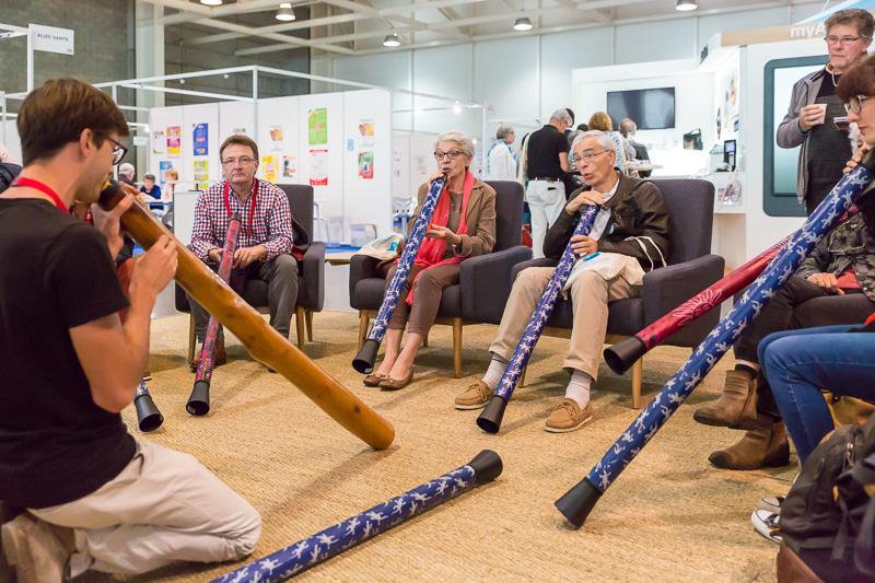 Animation didgeridoo Sommeil Santé