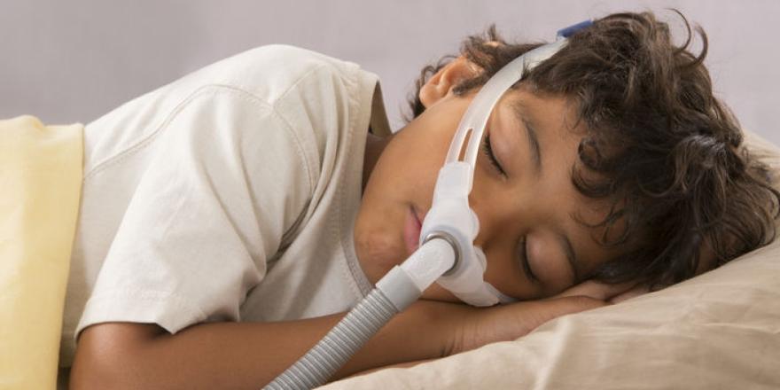 Apnées du sommeil chez l'enfant